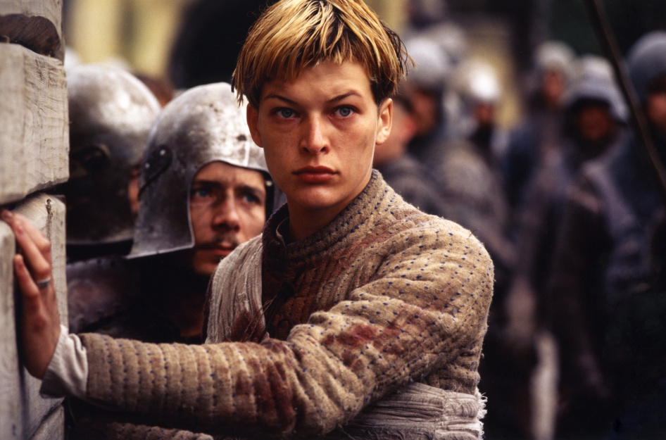 Image result for Besson JOan of Arc